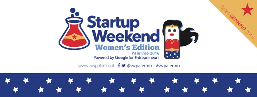 """""""Startup Weekend Palermo"""" – Investire sulla capacità delle donne nelle Start up"""